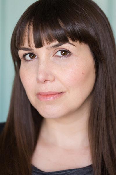 Frances Vick author of new novel Chinaski