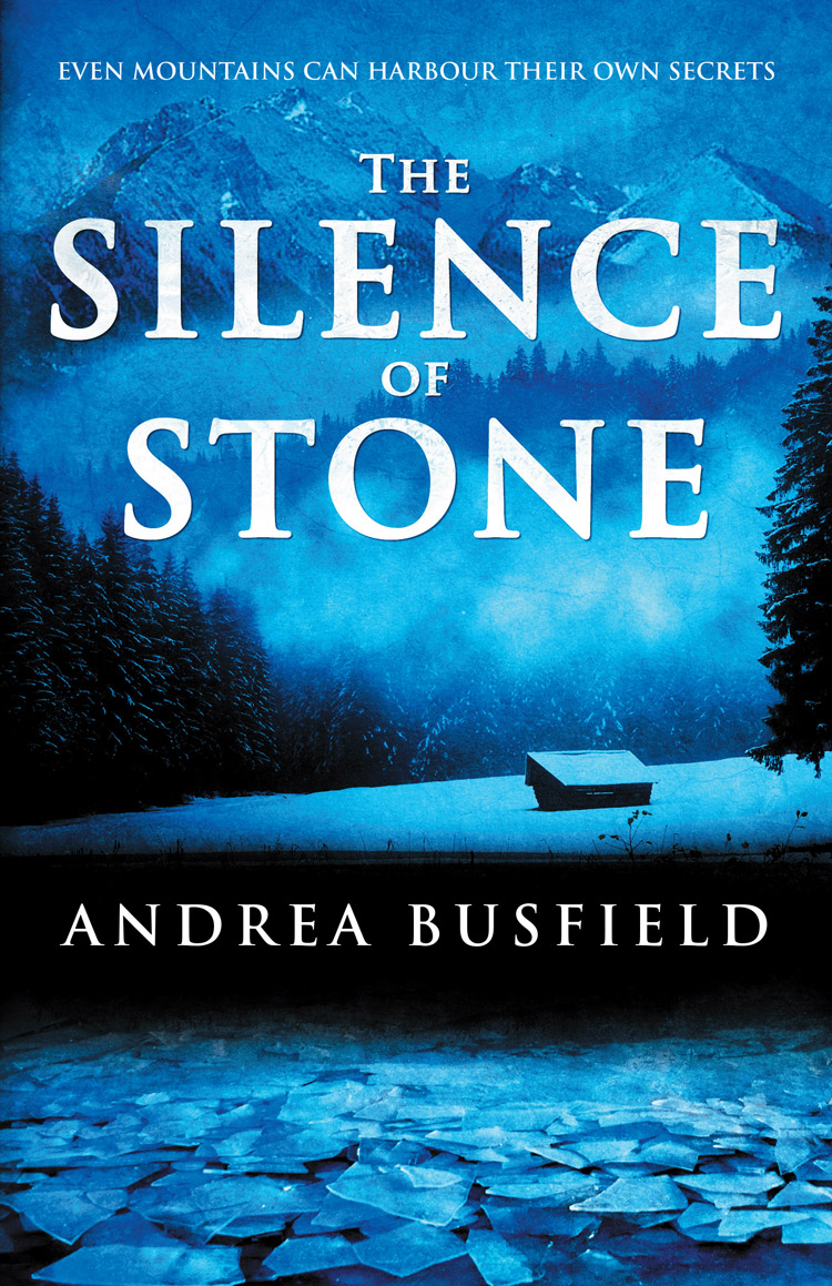 The Silence of Stone by Andrea Busfield