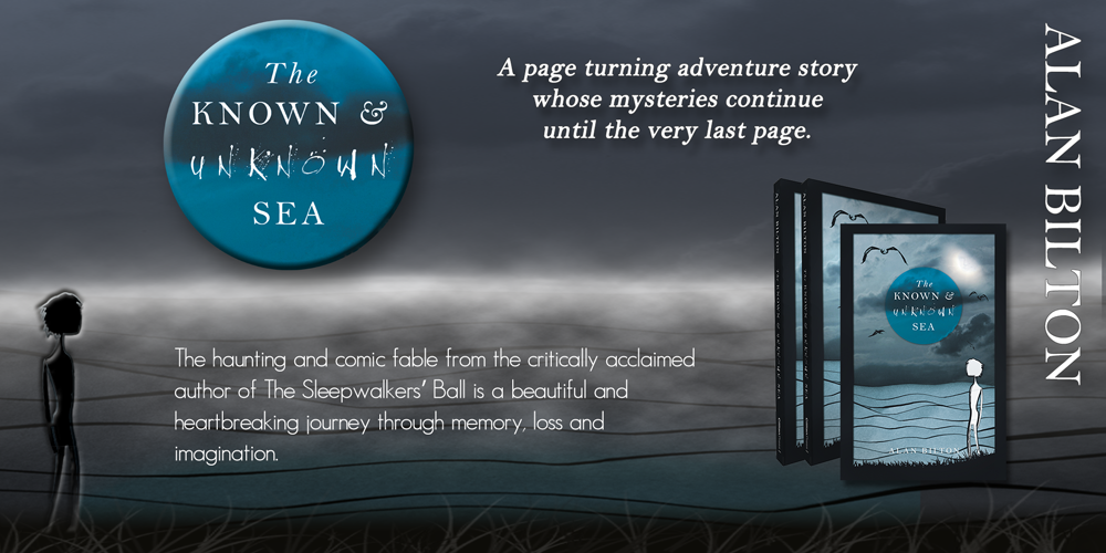 The Known and Unknown Sea by Alan Bilton