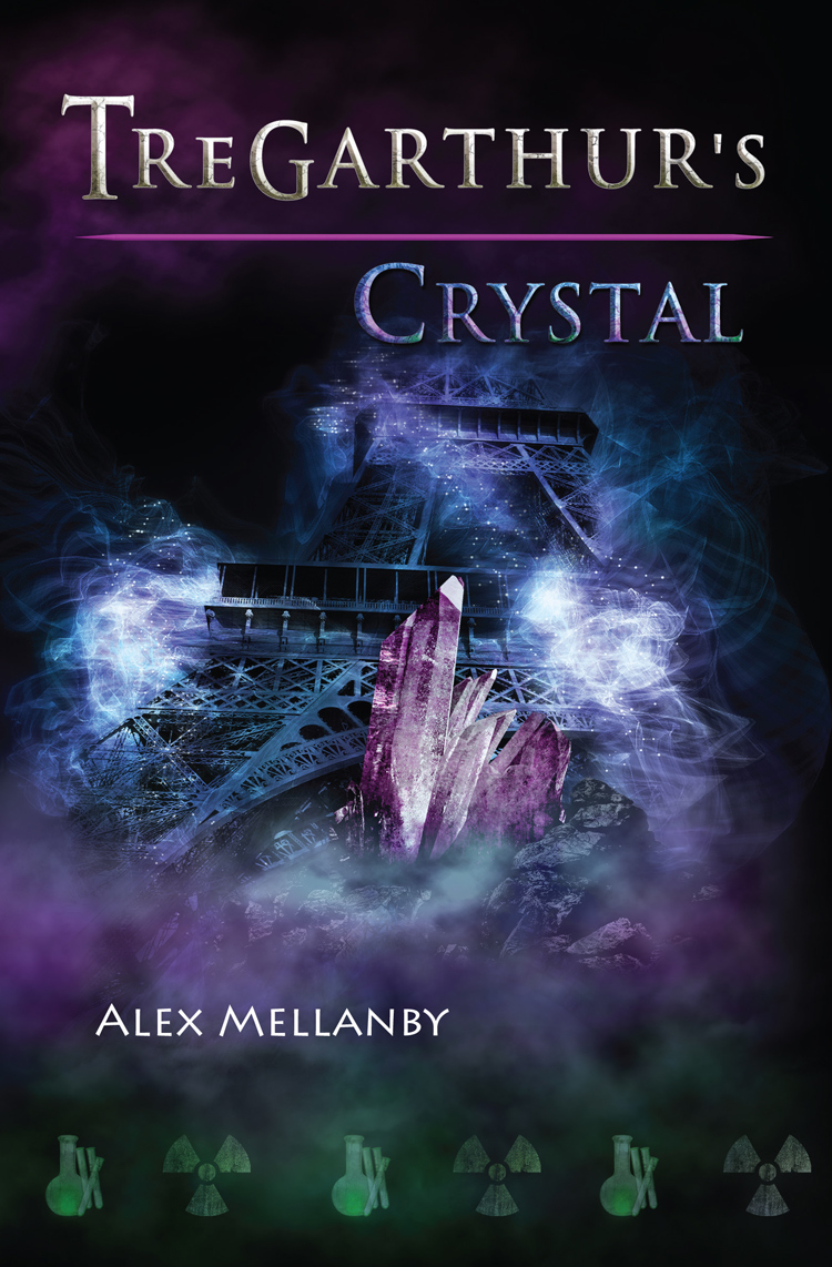 Tregarthurs Crystal (Book 4) The Tregarthurs Series