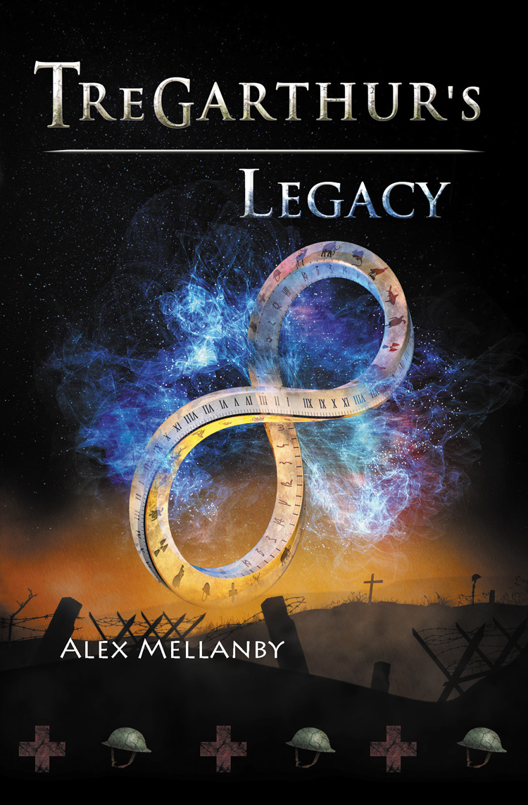 Tregarthurs Legacy (Book 5) The Tregarthurs Series